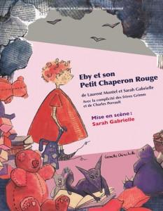 Affiche Eby et son petit chaperon rouge